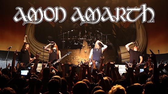 Amon Amarth Tour Usa