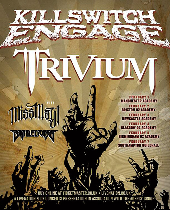 Battlecross to tour with killswitch engage and trivium in the uk battlecross to tour with killswitch engage and trivium in the uk m4hsunfo
