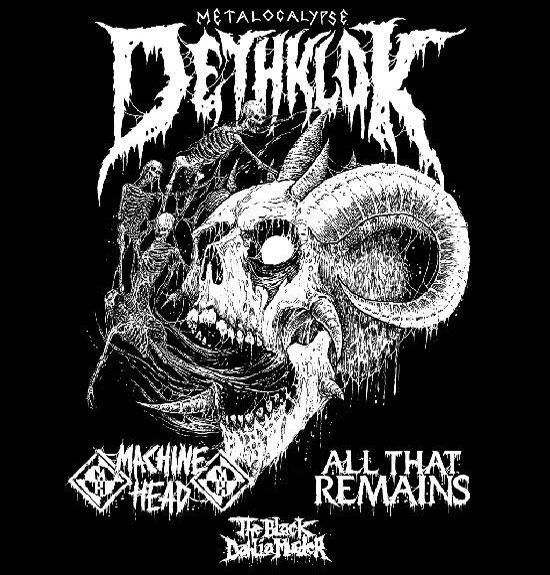 Death Metal Bands Tours