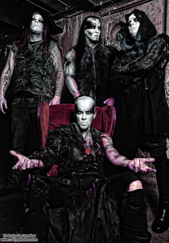 Behemoth Tour Europe