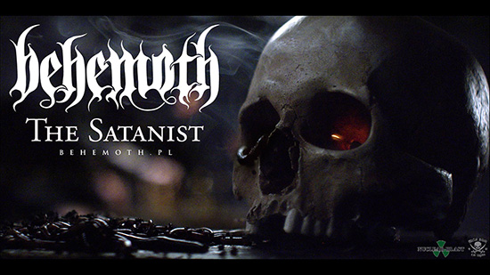 "Behemoth release brand new ""The Satanist"" video on Behemoth.pl ..."