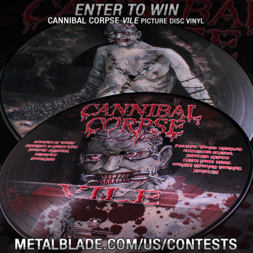 "Cannibal Corpse ""Vile"" Contest 