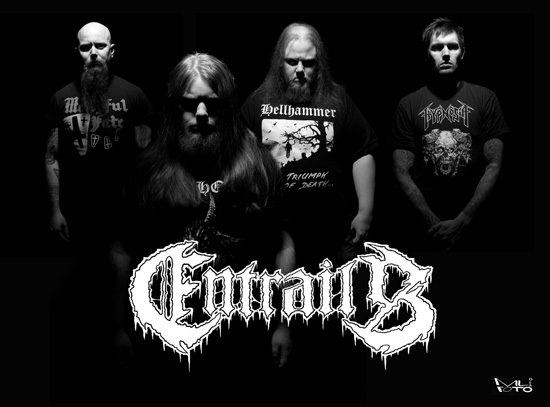 Entrails Announce New Guitar Player Metal Blade Records