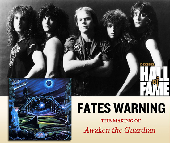 Decibel Magazine Inducts Fates Warning S Awaken The