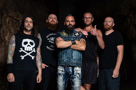 killswitch engage signs with metal blade records and columbia sony