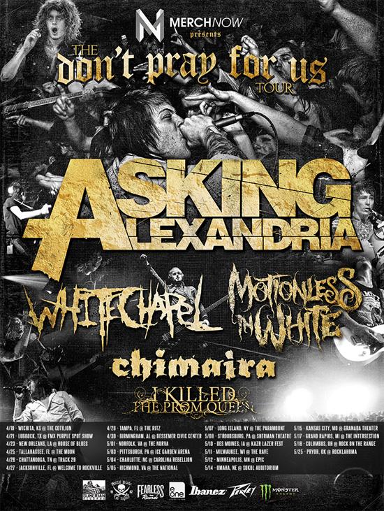 Metal Blade Tour