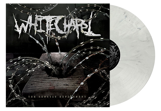 Whitechapel The Somatic Defilement Now Available On