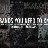 "Metal Blade Records launches new edition of ""6 Bands in 60 Seconds"""