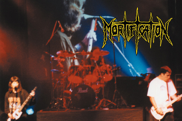 Mortification | Metal Blade Records