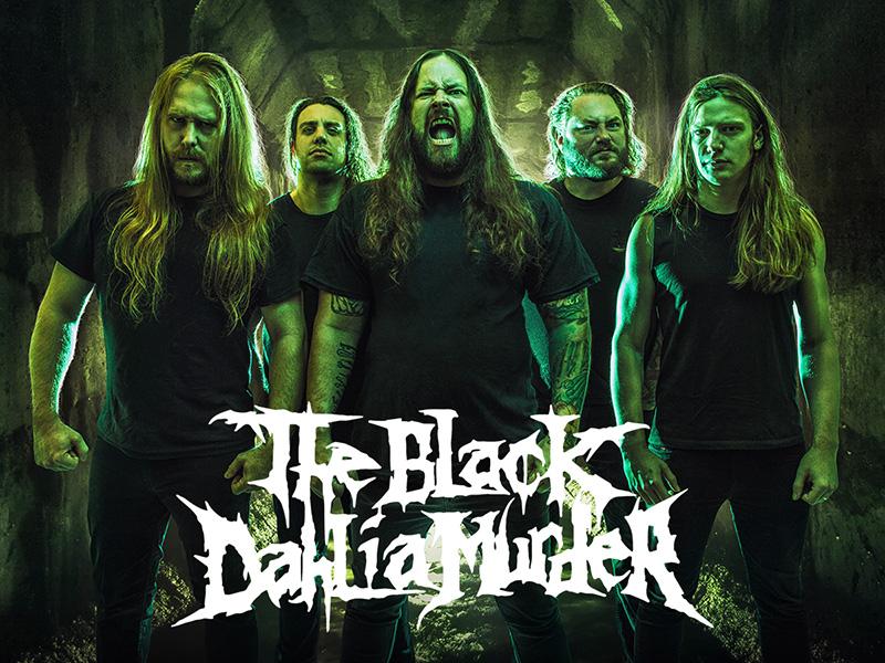 The Black Dahlia Murder – Tour | Metal Blade Records