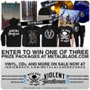 Metal Blade Holiday Contest 2015