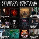 "Metal Blade Records and RED Music launch ""6 Bands in 60 Seconds"" campaign"
