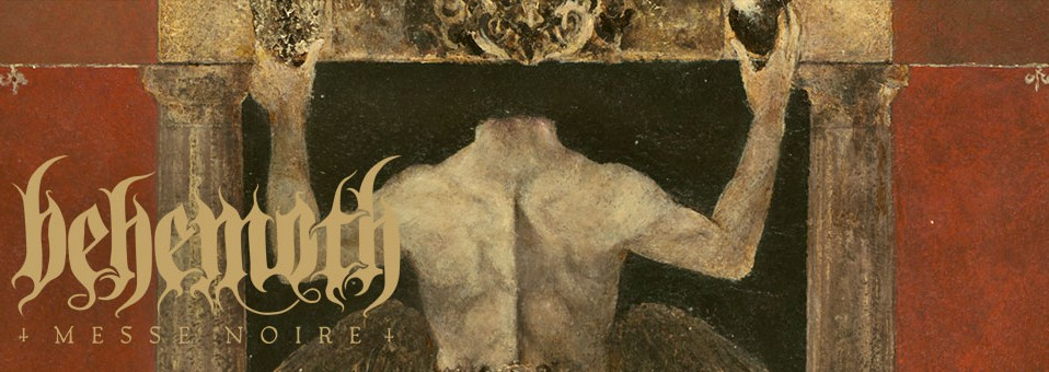 Behemoth announces 'Messe Noire' live DVD / Blu-Ray