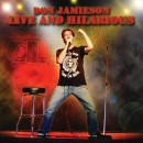 "Don Jamieson ""Live and Hilarious"""