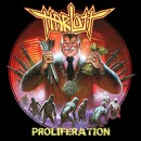"Australian Thrashers HARLOTT release new album ""Proliferation"" this Friday!"