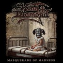 "King Diamond releases new single, ""Masquerade of Madness"""