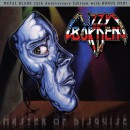 """Lizzy Borden """"Master of Disguise (25th Anniversary Edition)"""""""