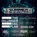 The Summer Slaughter Tour 2013 Line Up Announced!