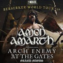 """Amon Amarth releases historically accurate video for """"Shield Wall"""""""