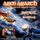 AMON AMARTH European tour to kick off this week in Lille, France!