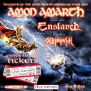 "AMON AMARTH premiere epic production video for ""Father Of The Wolf"" at Las Vegas show"