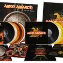 Amon Amarth: 'Fate of Norns' and 'With Oden on Our Side' LP re-issues now available via Metal Blade Records