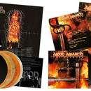 Amon Amarth: 'Once Sent from the Golden Hall' and 'The Avenger' LP re-issues now available via Metal Blade Records
