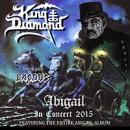"""King Diamond announces """"Abigail In Concert 2015″ tour"""