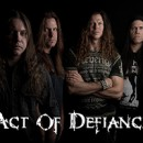 Act of Defiance announces USA headlining tour, plus select dates with Killswitch Engage, Hellyeah