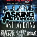 AS I LAY DYING to hit the road this November as a part of the Monster Energy Outbreak Tour
