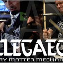 "Allegaeon releases new track, ""Gray Matter Mechanics"", via Bandcamp – the first recording to feature new vocalist Riley McShane!"