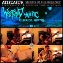 "ALLEGAEON release ""Secrets of the Sequence"" performance demo; full US tour begins Friday!"