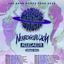 Allegaeon set to join Rings of Saturn for tour of US in March