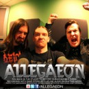 Allegaeon enter studio; recording begins on their third full length album!