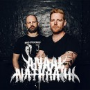 ANAAL NATHRAKH signs to Metal Blade Records!