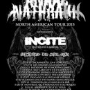 ANAAL NATHRAKH: UK-Based Extreme Metal Duo Announces North American Live Takeover