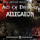 Allegaeon parts ways with vocalist