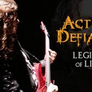 "ACT OF DEFIANCE Partner With Yahoo Music To Exclusively Debut ""Legion of Lies"" Official Music Video"