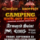 Armored Saint announces performance at Ozzfest Meets Knotfest kick-off party with Havok, Exmortus, Thrown Into Exile