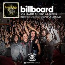Armored Saint enters Billboard charts for new live album, 'Carpe Noctum'