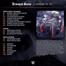 Armored Saint lands on worldwide charts for new album, 'Punching The Sky'