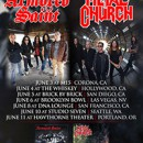 Armored Saint announces USA tour dates with Metal Church