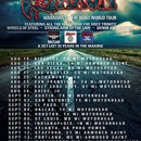 Armored Saint announce additional shows with Saxon