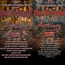 ARTILLERY to tour Europe with ONSLAUGHT in July!