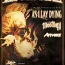 AS I LAY DYING confirm tour with Killswitch Engage!
