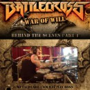 "BATTLECROSS post ""War of Will"" behind the scenes studio video"
