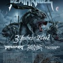 BATTLECROSS announce tour with Death Angel