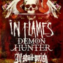 BATTLECROSS confirmed to support IN FLAMES on tour in 2013!