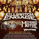 BATTLECROSS confirm South American tour dates with Killswitch Engage!