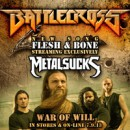 BATTLECROSS debut new song via MetalSucks.net; new studio video posted
